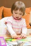 dziecka bawić się zdjęcia royalty free