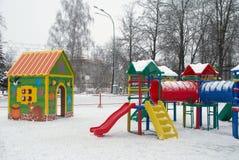 dziecka boisko Obrazy Stock