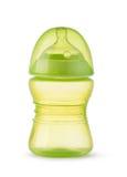 dziecka butelki mleko target1526_0_ mój portfolio obrazy royalty free