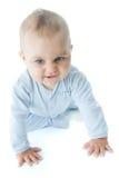dziecka czołganie zdjęcia royalty free