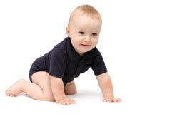 Dziecka czołganie Obrazy Stock