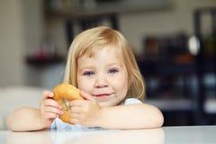 dziecka domu bawić się Fotografia Stock