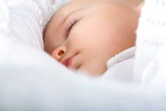 dziecka dosypianie Fotografia Stock