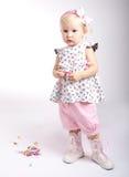 dziecka dziewczyna Obraz Royalty Free