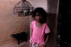 dziecka dziewczyny ind Zdjęcie Stock