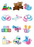 dziecka ikon przedmiot Fotografia Stock