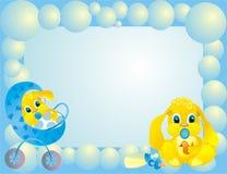 dziecka królika struktury ilustraci wektor ilustracja wektor