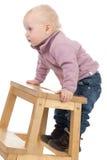 dziecka krzesło Fotografia Stock
