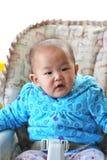 dziecka krzesła wysocy mali sety Obraz Stock