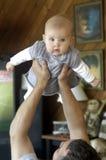 dziecka latanie Zdjęcie Stock