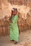 dziecka masai Obrazy Royalty Free