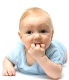 dziecka mały śliczny Obraz Royalty Free