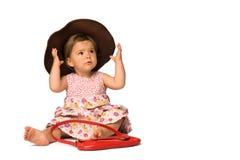dziecka mody dziewczyna Obraz Royalty Free