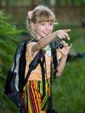 dziecka natury krótkopędu lato tropikalny zdjęcia stock