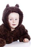 dziecka niedźwiadkowy dziecka miś pluszowy Zdjęcie Royalty Free