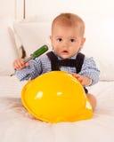 dziecka repairman Zdjęcia Stock