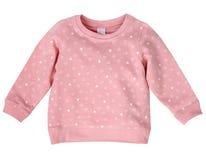 Dziecka ` s bluza sportowa odizolowywał nikt Obrazy Stock