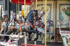 Dziecka ` s carousel zwierzęta obrazy stock