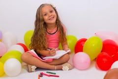 Dziecka ` s dzień Zdjęcie Royalty Free