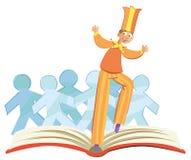 Dziecka ` s literatura royalty ilustracja