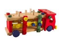 Dziecka ` s projektant, ładunku pojazd Zdjęcia Stock
