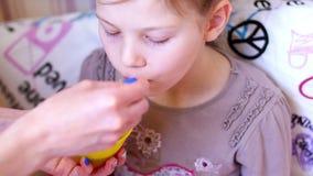 Dziecka ` s zdrowie jest znacząco dla rodziców zbiory