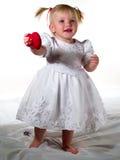 dziecka serce Obraz Royalty Free