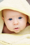 dziecka skąpanie zdjęcie royalty free