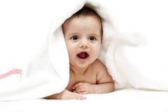 dziecka skąpanie zdjęcie stock