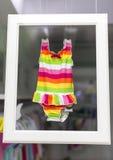 Dziecka Swimsuit Zdjęcia Stock