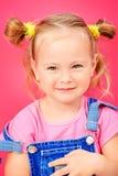 Dziecka szczęście Obrazy Royalty Free