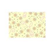 dziecka tła kwiaty Obrazy Royalty Free