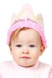 dziecka urodziny kapelusz obraz stock