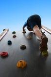 dziecka wspinaczek park izolować izoluje Zdjęcie Royalty Free