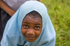 Dziecka Zanzibar wyspa Fotografia Royalty Free