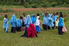 Dziecka Zanzibar wyspa Zdjęcie Stock