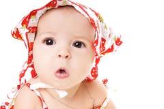 dziecko śmieszny Zdjęcie Stock