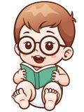 Dziecko ilustracji