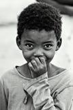dziecko afrykańskiej zdjęcie stock