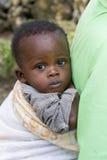 dziecko afrykańskiej Obraz Stock