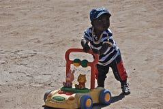 dziecko afrykańskiej Fotografia Stock