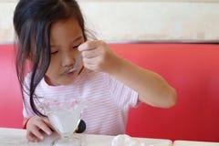 Dziecko aktywność fotografia stock