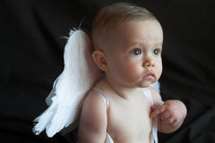 dziecko anioła Zdjęcia Royalty Free
