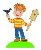 Dziecko artysta Obrazy Royalty Free