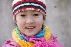 dziecko azjatykci portret Fotografia Stock