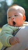 dziecko azjatykcia opona Zdjęcia Stock