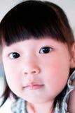 dziecko azjatykcia twarz Obrazy Royalty Free