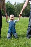 dziecko będzie badania Zdjęcia Stock