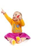 dziecko beuaty fotografia stock