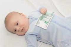 Dziecko biznes Zdjęcie Stock